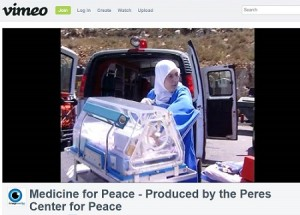 Peres center for Peace video1