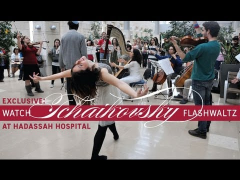 Hadassah Medical Center: Tchaikovsky Flashwaltz at Hadassah Hospital