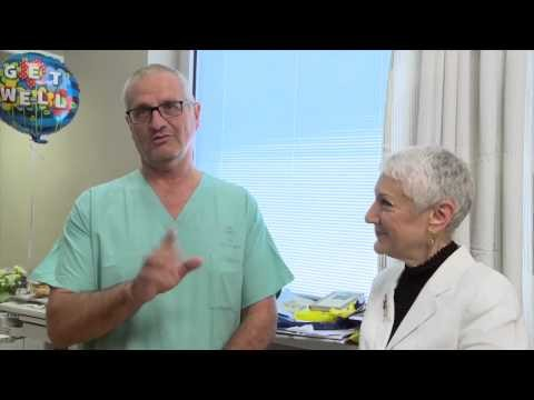 Trauma: Operation Protective Edge At Hadassah