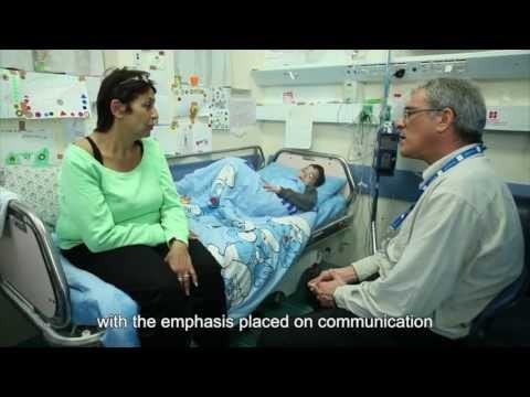 Pediatrics: Treating Children at Hadassah Mount Scopus
