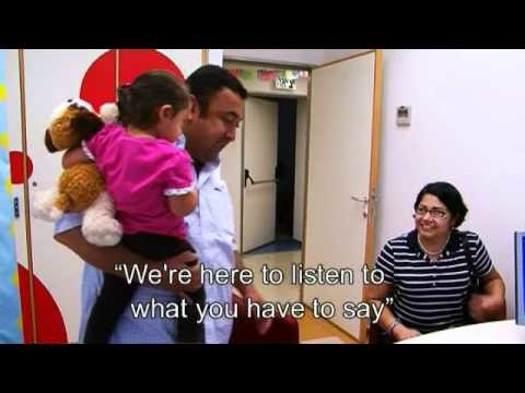 Pediatrics: Hadassah - The Center for Children with Chronic Diseases