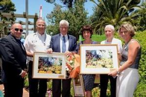 Australian Healing Garden Dedication