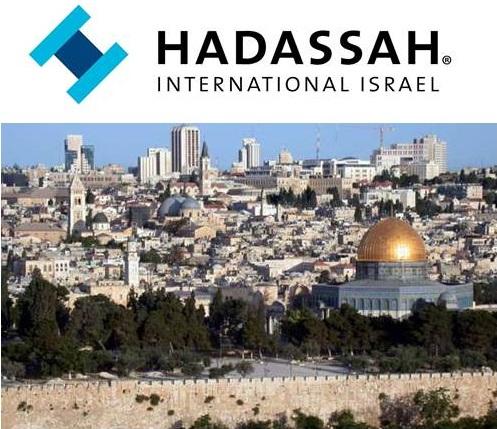 HII logo plus Jerusalem photo2