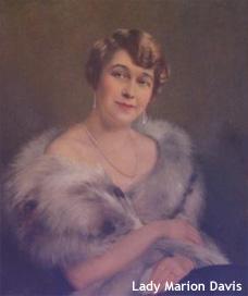 Lady Marion Davis