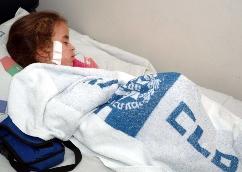 october 9 2012 sleeping child