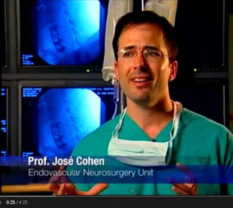 Neurology: Hadassah's Stroke Center