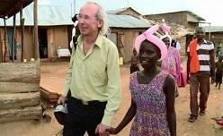 Prof. Engelhard in Uganda