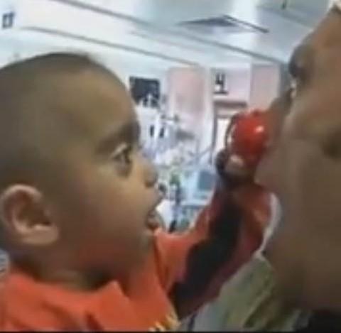 Medical Clowns at Hadassah