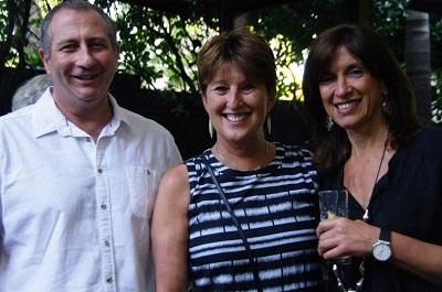 Barry Bloch Jenny Lipsitz and Ruth Katz (Perth Melbourne Sydney)