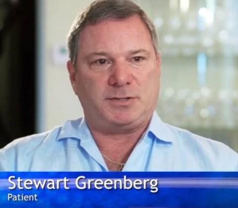 Melanoma, Stewart Greenberg's Story