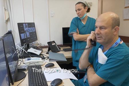 Hadassah Coronavirus Video